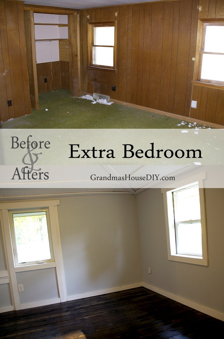 Before And After Gallery Of Our 100 Year Old Farm House Grandmas