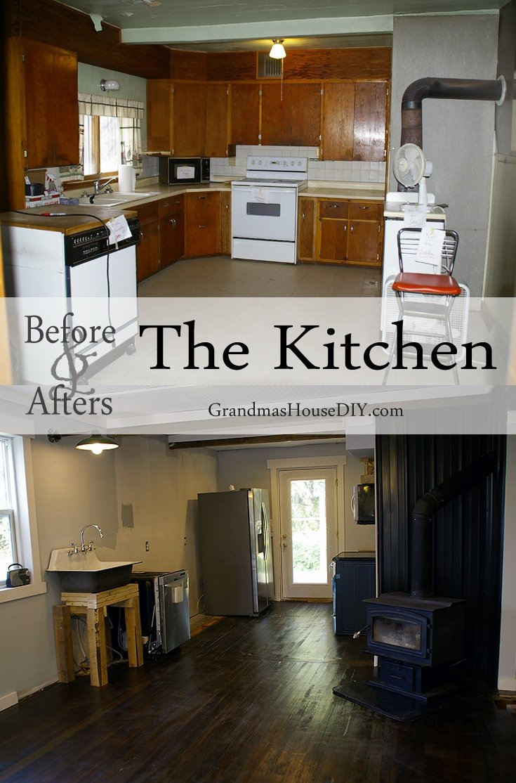 Grandma's House Is Officially OUR HOUSE! Before And Afters