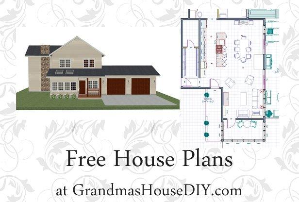 Free house plans archives grandmas house diy for Grandma house plans
