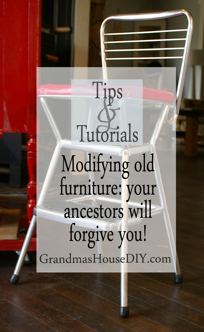 Its ok to modify old furniture antiques paint painted your ancestors will forgive you do it yourself diy wood working refinish refinished refinishing before and afters
