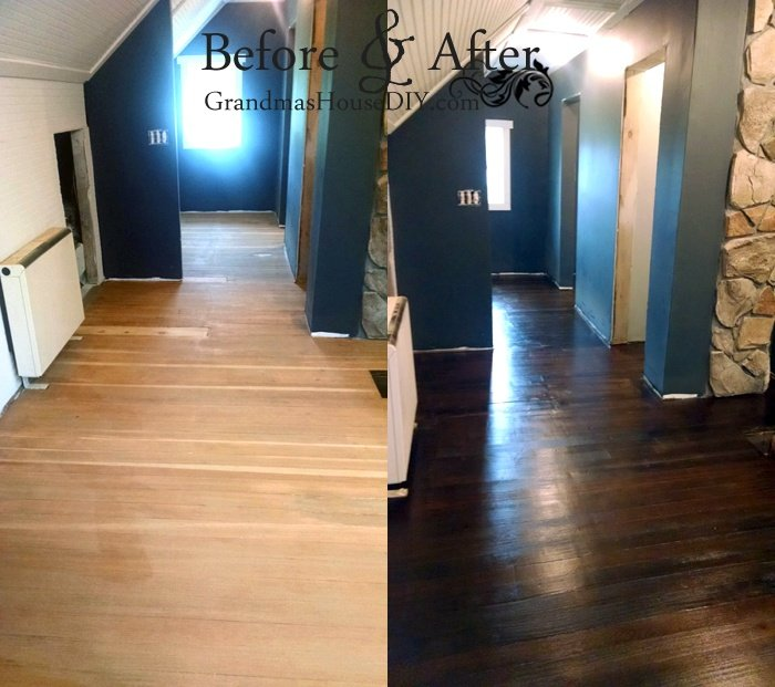 Sand stain and seal all of our hardwood floors do it yourself sand stain and seal hardwood floors solutioingenieria Choice Image