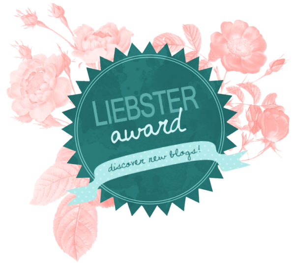 I was just nominated for the Liebster Award, check out my list of nominees and their fabulous blogs. Thank you so much for a blog award!!