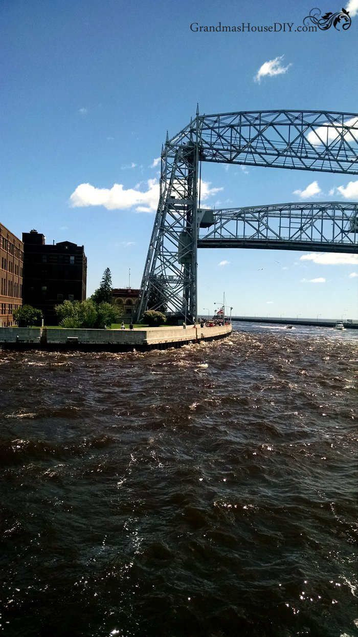 When it comes to Minnesota June might arguably be the best month to live here, we enjoyed it as best we could by taking a harbor cruise in Duluth for some much needed R&R.