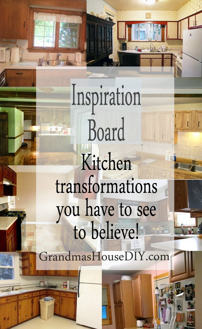 Inspiration Board: Kitchen Transformations You Have To See To Believe,  Before And Afters,