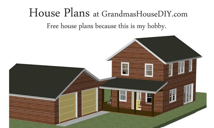 Free House Plans Archives Grandmas House DIY