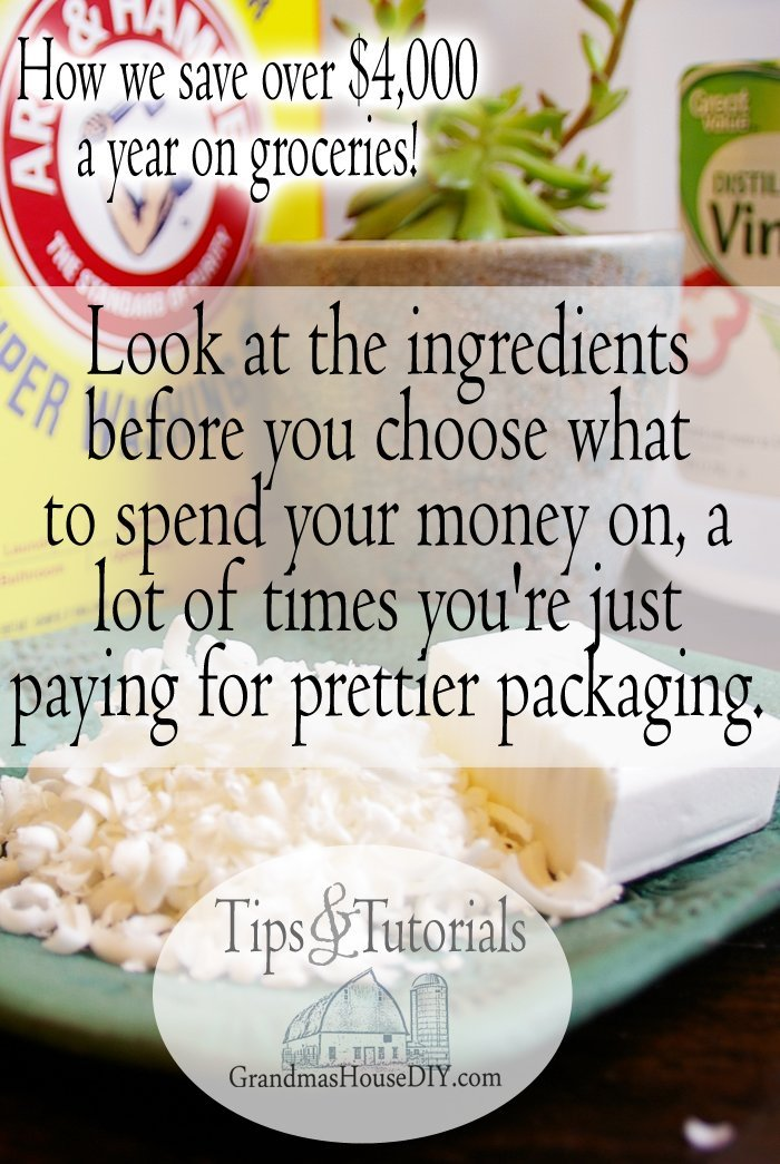 Look at the ingredients before you choose what to spend your money on, a lot of times you're just paying for prettier packaging.