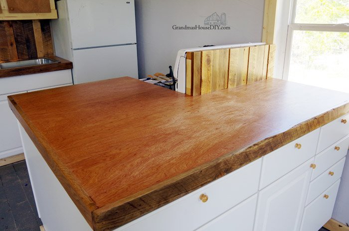 Can You Build Pine Countertops