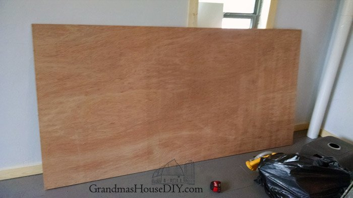 wood working diy mahogany kitchen counter tops out of plywood!