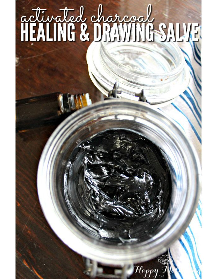 how to make drawing salve