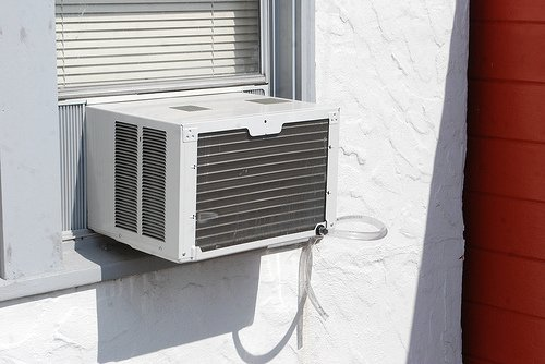 Air Conditioner Image via Flickr by THE Holy Hand Grenade!