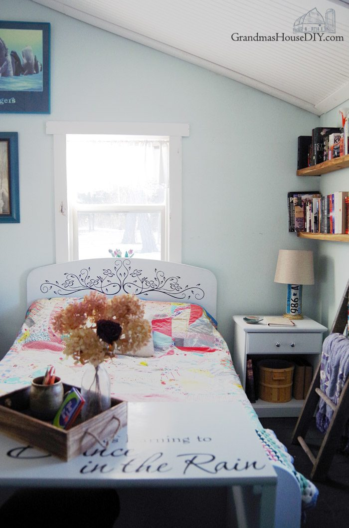 ... Introducing My Brand New Guest Bedroom And Library Reveal! Country Girl,  Country Chic,