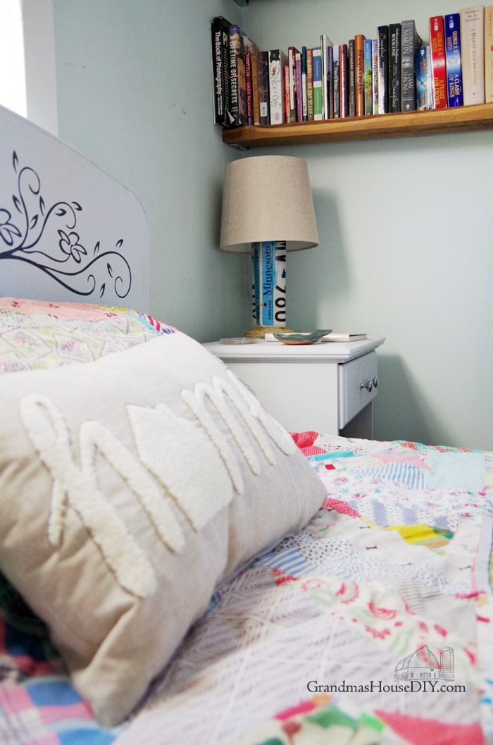 Introducing My Brand New Guest Bedroom And Library Reveal! Country Girl,  Country Chic, ...