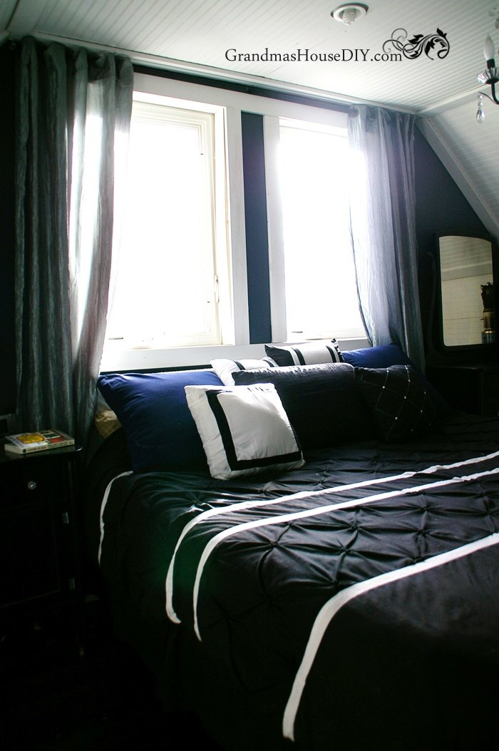After fifteen months of renovation come and see my hollywood glam master bedroom reveal, before and afters!