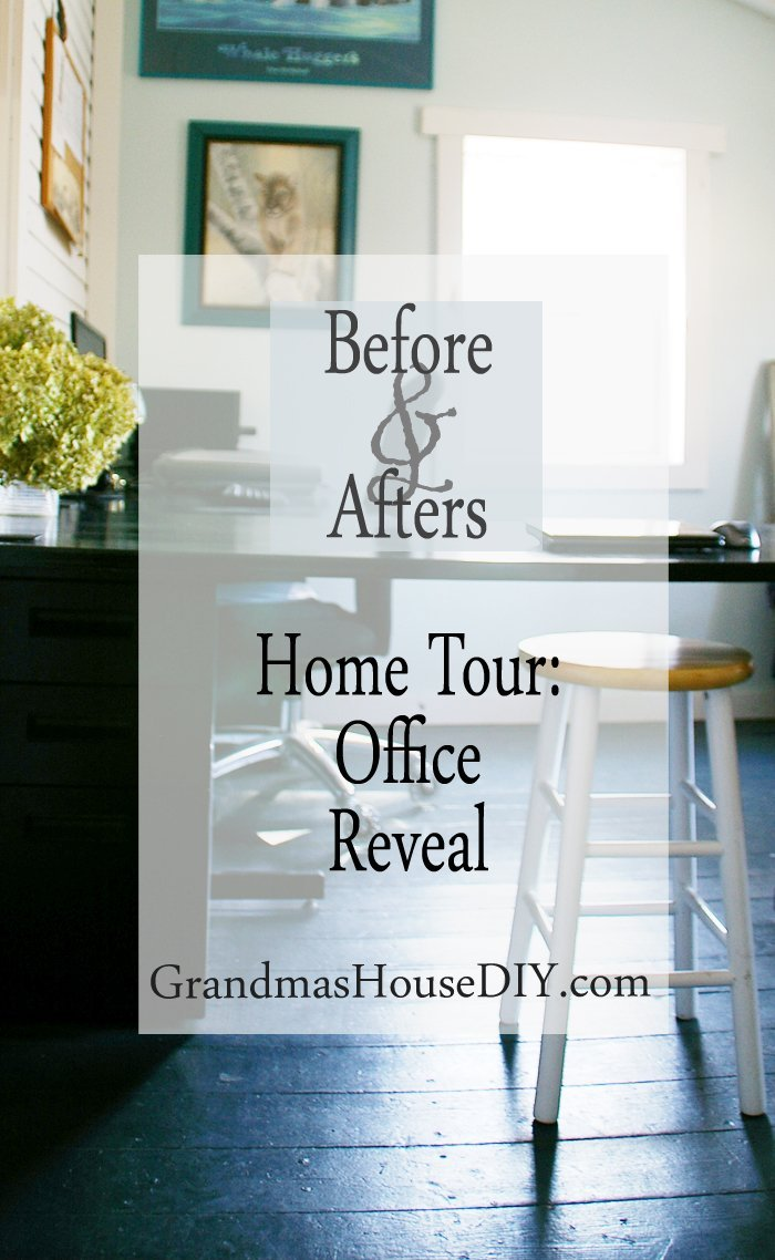 fifteen months renovation 100 year old farm house screened in porch converted into my office reveal home tour diy do it yourself remodel remodeling renovating