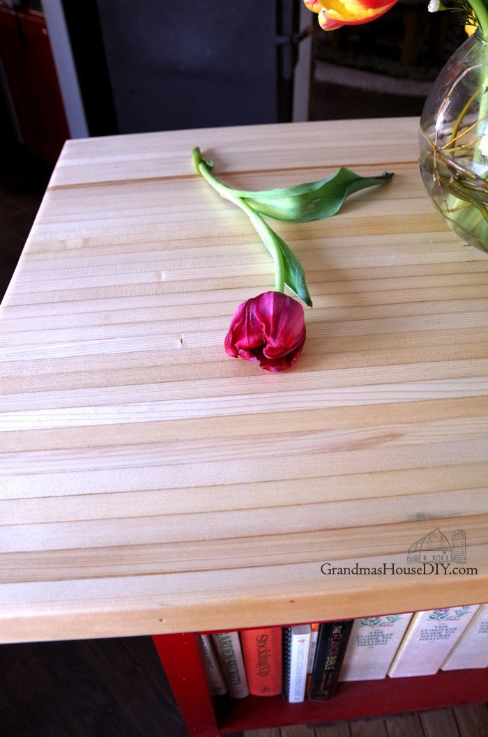 How to build, do it yourself a butcher block island and how to finish it by hand with a planer and sander, diy, wood working, tips & tutorials