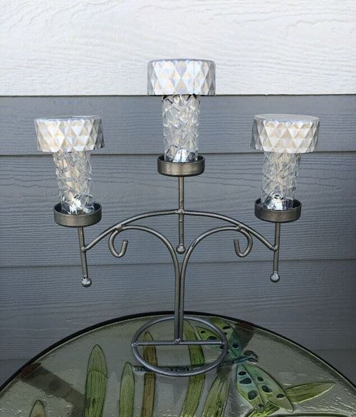 CHAS FROM CHAS' CRAZY CREATIONS – 3 Ways to Use Solar Lights Outside