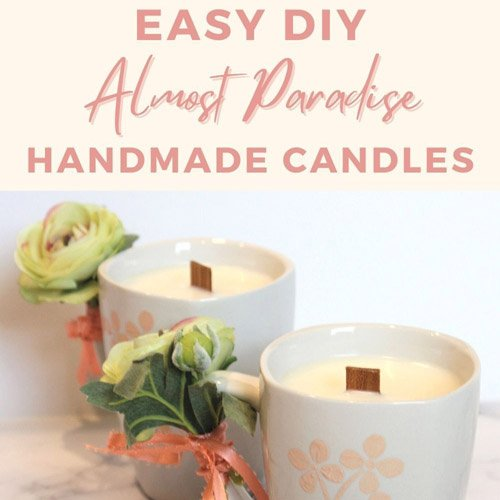 Learn How to Make Lovely Handmade Candles
