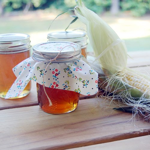 Old Fashioned Corn Cob Jelly Link Party #253