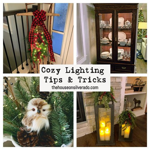 Niky from The House on Silverado - Cozy Lighting Tips & Tricks
