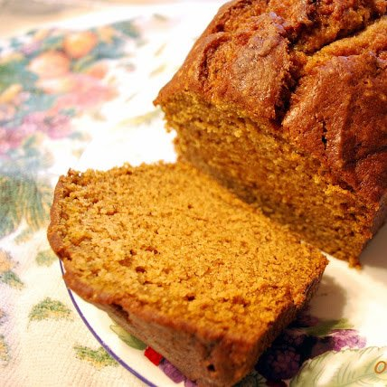 My Mother's World-Famous Pumpkin Bread Recipe