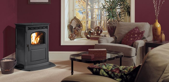 Deciding on a pellet stove to heat my home besides my electric baseboard heat which I installed myself. Cleaner burning for a minnesota winter.