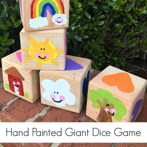 YARD GAME WITH DICE