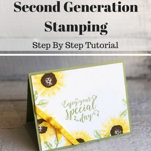 Second Generation Stamping Technique