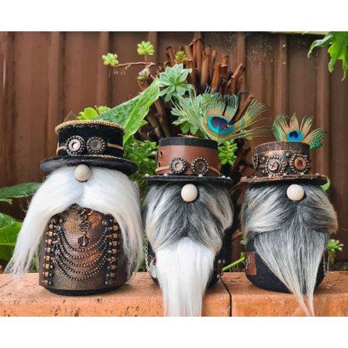 Steampunk Sock Gnomes