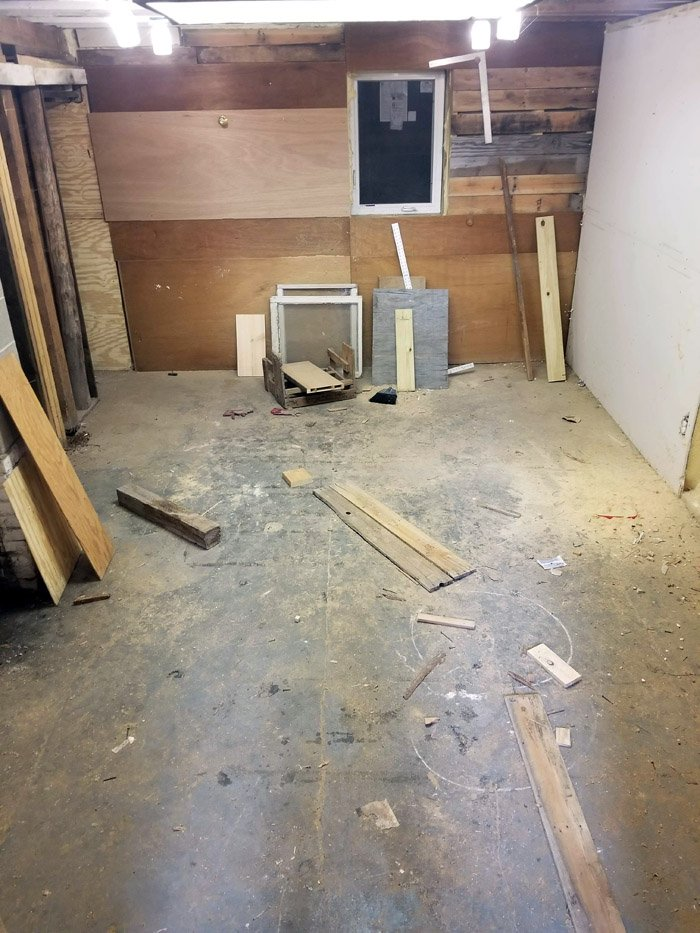 Planning a basement renovation for a hard core hang out spance in the winter time - home theater and place for guests to stay in my basement