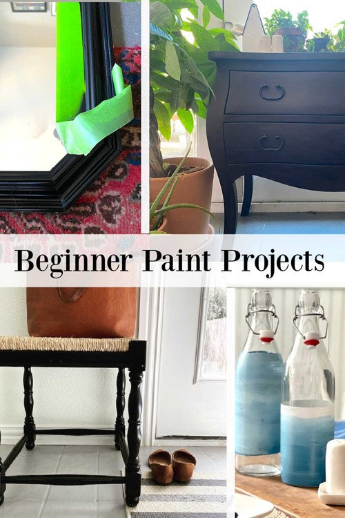 Andrea from Design Morsels - Painting Projects for Beginners!