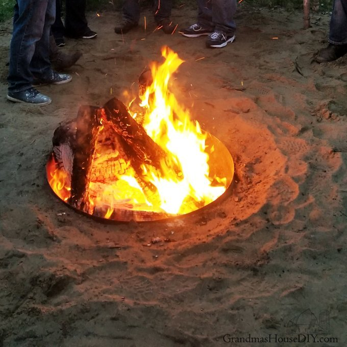 Spiked cider a Bon fire and Someone to Cuddle with: Fall Photo Gallery. Autmun has descended on my farm in northern Minnesota, good company for the cold