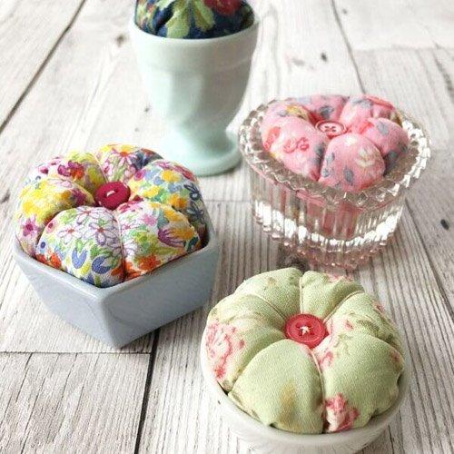 How to make a Cute Mini Pincushion