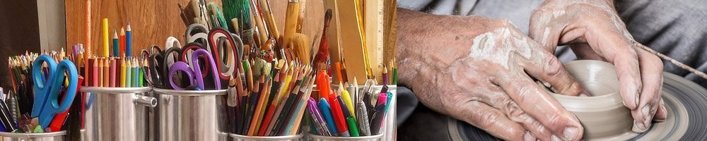 When you reach later life and retire, you can end up with loads of time on your hands and not know what to do with it. Why not consider crafting?