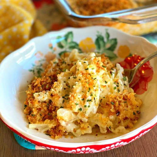 BEST EVER FUNERAL POTATOES