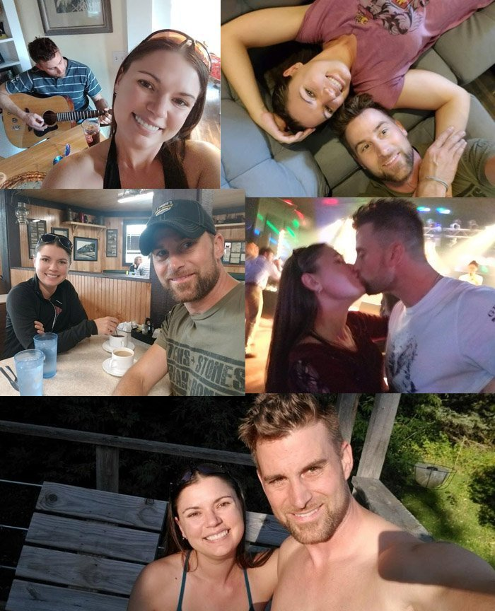 Life Changes, Happy Beginnings & the 2019 Fall Photo Gallery After being alone for two years after throwing my ex husband out, I actually met someone. Happy