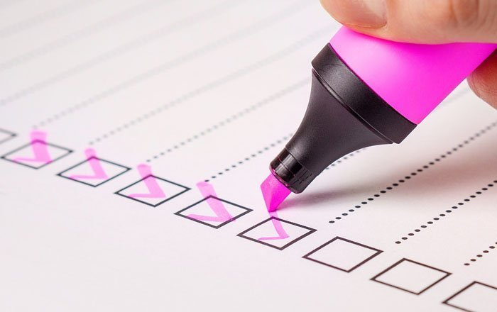 By keeping a to-do-list to hand, you ensure that you know job that needs doing. In our difinitive guide to household to-do lists find out how to best.