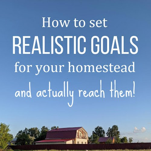 How to Set Realistic Goals for the New Year