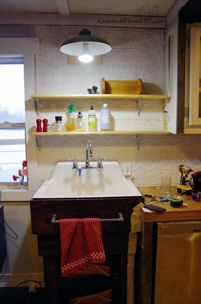 Long Kitchen Light Fixture