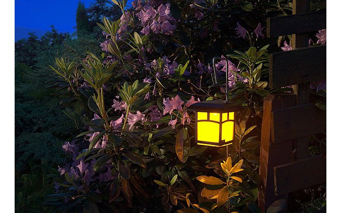 While it can be hard to hide flaws in a garden during the daytime, the right garden lighting has the potential to transform it into a wonderland at night!