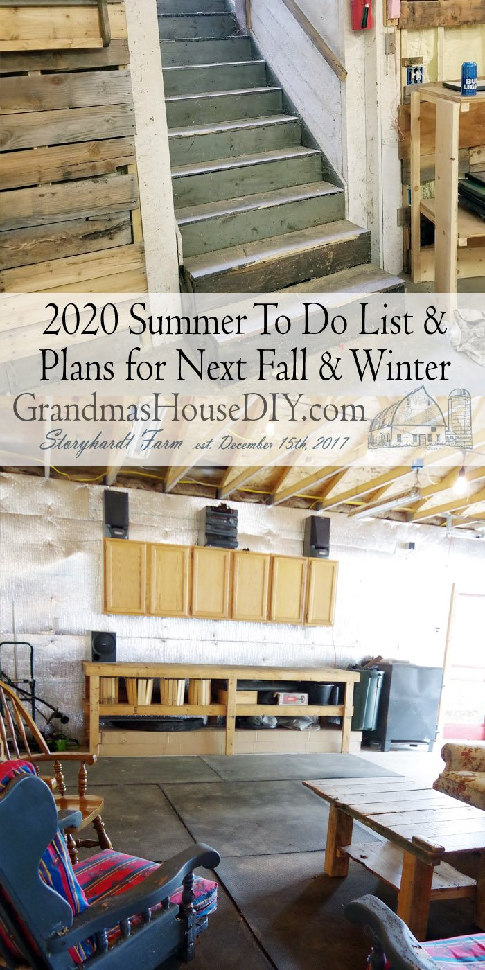 2020 Summer To Do List - A Back Door in need of Serious Replacing! - Becoming an army of two instead of one has got me really excited about all the rest!