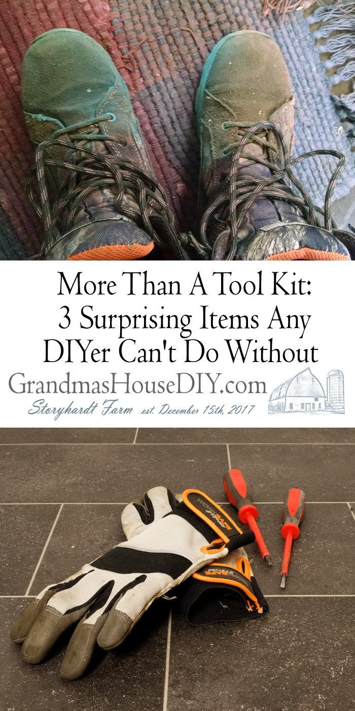 Everyone knows that if you want to get involved with some DIY at home, you'll need the proper tools. More Than A Tool Kit: 3 Surprising Items Any DIYer