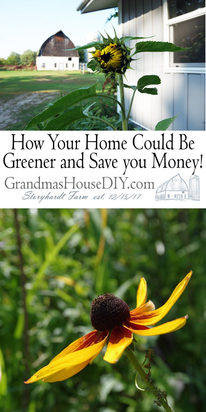 How to make your far more green, energy savings, cost effective living a more natural life, a healthier way of living and saving a ton of money as well