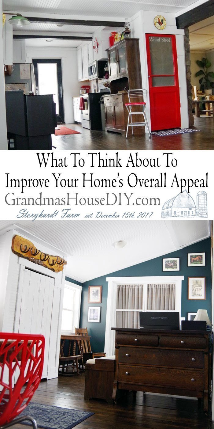 What To Think About To Improve Your Home's Overall Appeal Everybody wants to live in the best home they possibly can. Not everybody gets to have the biggest