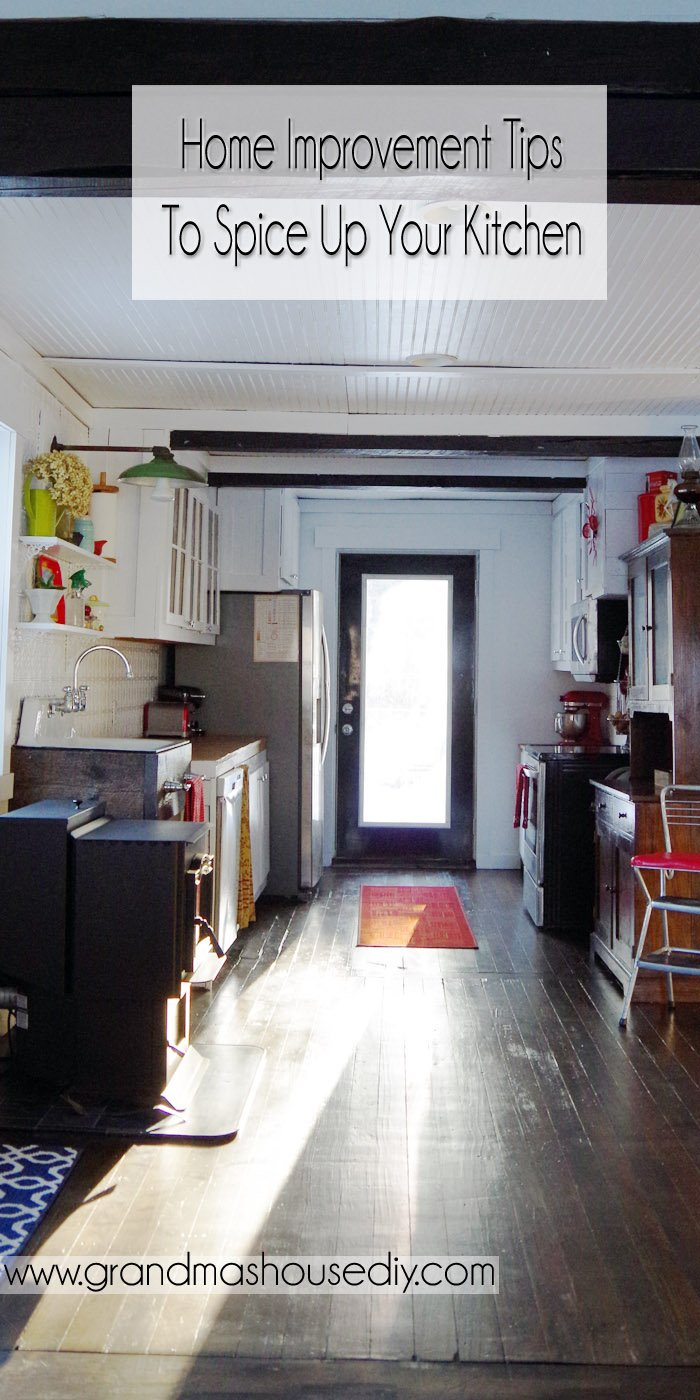 I think the kitchen remains one of my favorite rooms in our house. Years ago I built all of the cabinets custom to just our needs and they