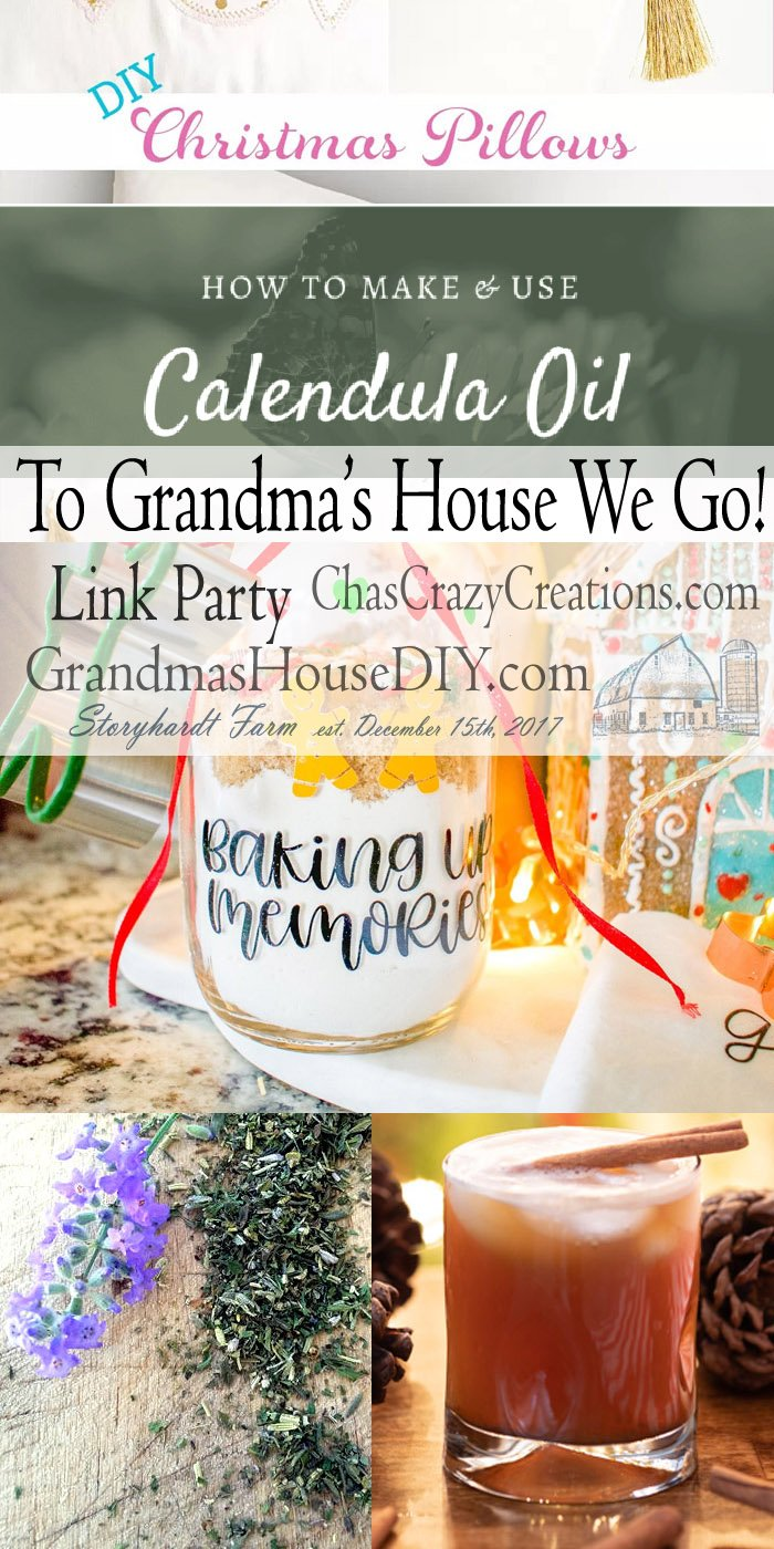 This link party is all about homemade, homemaking, DIY, recycling, upcycling, before and afters (of rooms, furniture, whatever) Wednesday Link Party #171