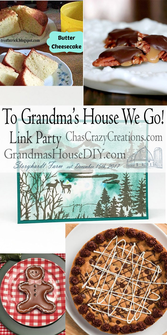 This link party is all about homemade, homemaking, DIY, recycling, upcycling, before and afters (of rooms, furniture, whatever) Wednesday Link Party #172