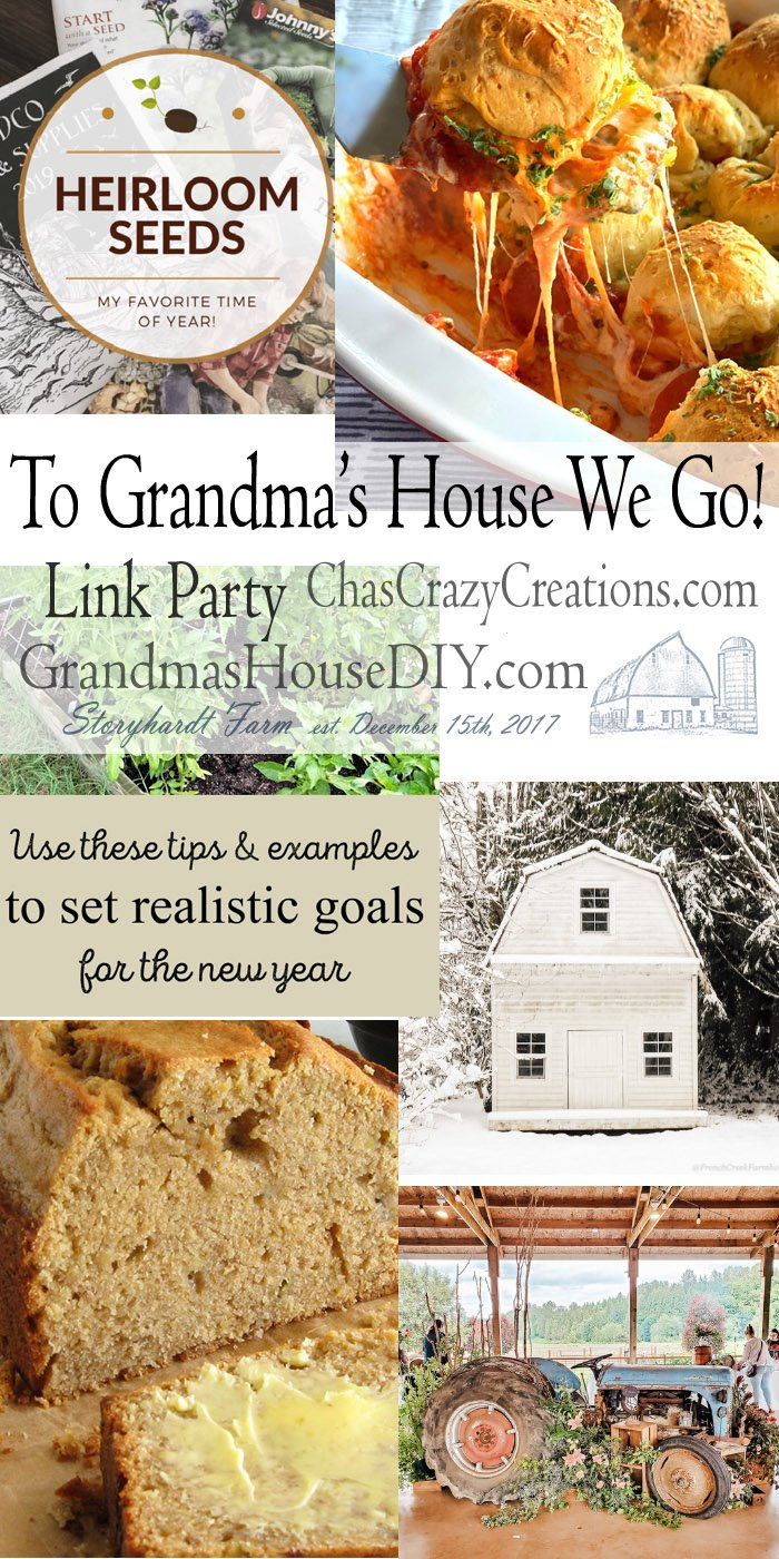 This link party is all about homemade, homemaking, DIY, recycling, upcycling, before and afters (of rooms, furniture, whatever) Wednesday Link Party #173