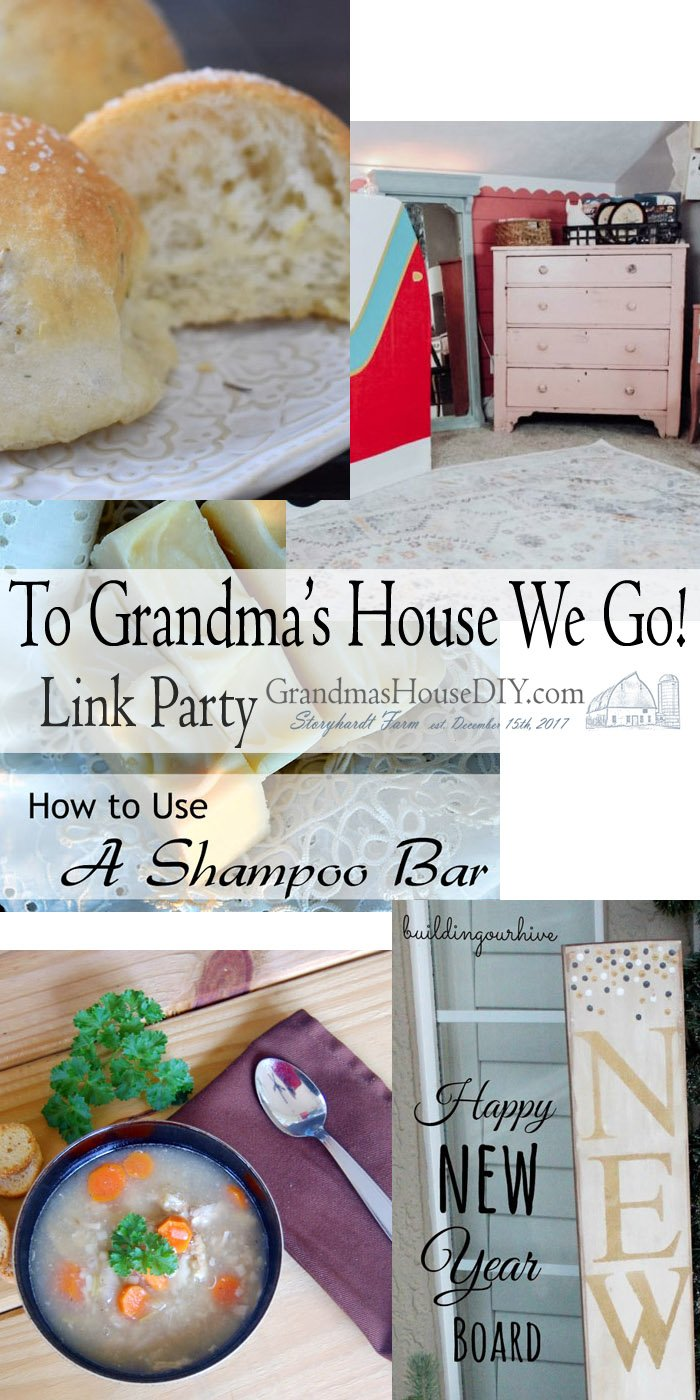 This link party is all about homemade, homemaking, DIY, recycling, upcycling, before and afters (of rooms, Wednesday Link Party #224