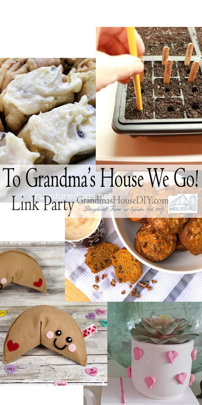 This link party is all about homemade, homemaking, DIY, recycling, upcycling, before and afters (of rooms, Wednesday Link Party #229