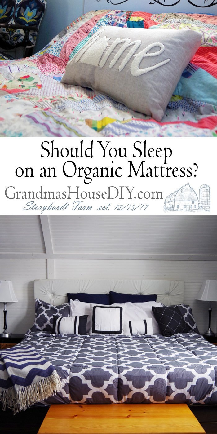 Considering how much time we spend in our beds a good mattress should be a serious priority. We spend like 1/3rd of our lives in it! Organic Mattress